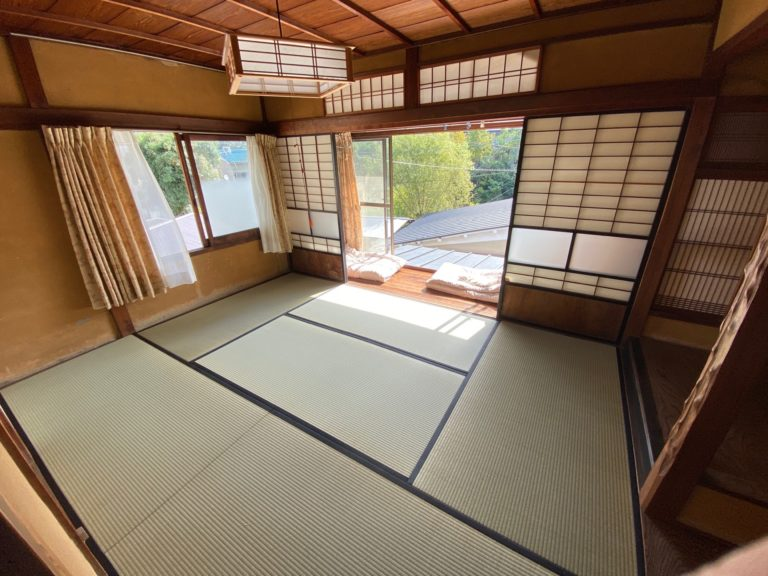 一般家庭 畳の新調